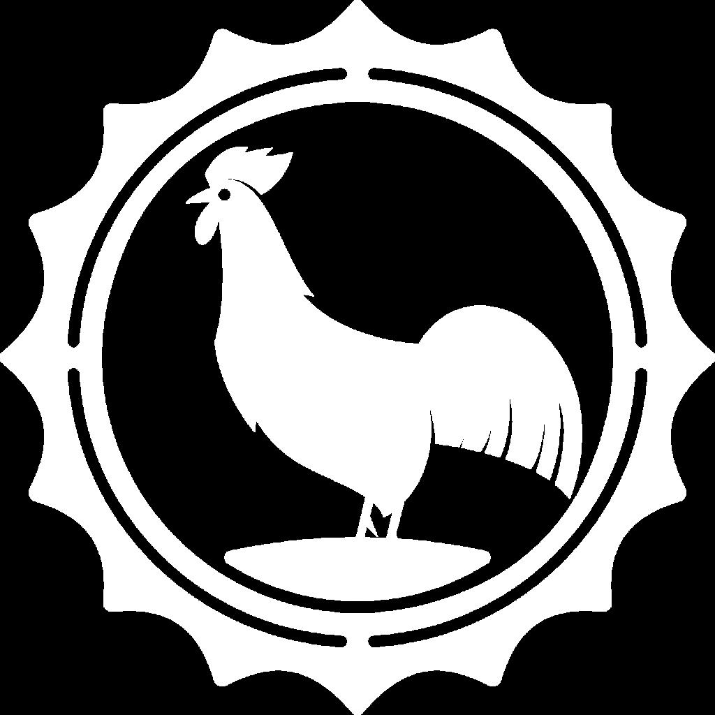 RachelsCafe_Logo_ChickenIcon_White